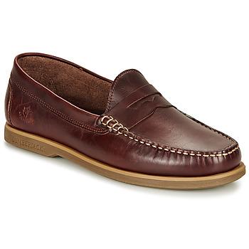 Shoes Men Loafers Lumberjack NAVIGATOR Brown