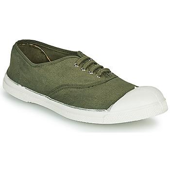 Shoes Women Low top trainers Bensimon TENNIS LACET Kaki