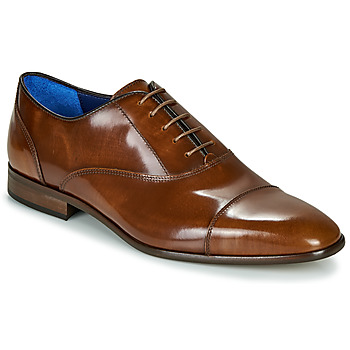 Shoes Men Brogue shoes Azzaro RAELO Cognac