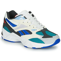 Shoes Men Low top trainers Reebok Classic AZTREK 96 White / Blue