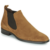 Shoes Men Mid boots Carlington MINEO Camel