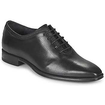 Shoes Men Brogue shoes Carlington MINEA Black