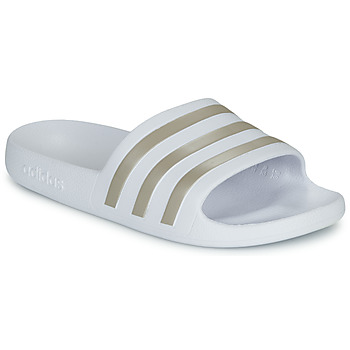 Shoes Sliders adidas Performance ADILETTE AQUA White