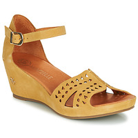 Shoes Women Sandals Mam'Zelle DILI Yellow