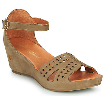 Shoes Women Sandals Mam'Zelle DILI Kaki
