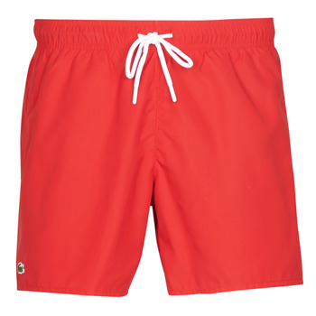 material Men Trunks / Swim shorts Lacoste JEANNAH Red
