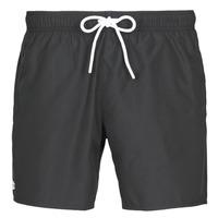 material Men Trunks / Swim shorts Lacoste FLORI Black