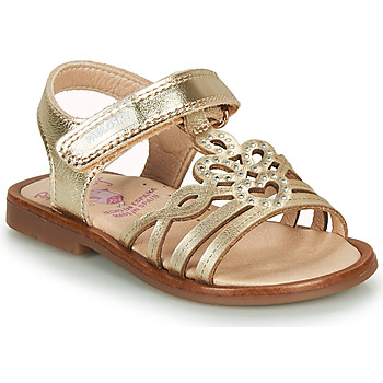 Shoes Girl Sandals Pablosky  Gold