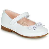 Shoes Girl Ballerinas Pablosky  White