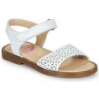 Shoes Girl Sandals Pablosky  White