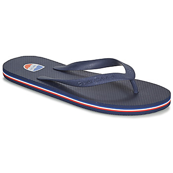 Shoes Men Flip flops 1789 Cala TONG FRENCH Marine