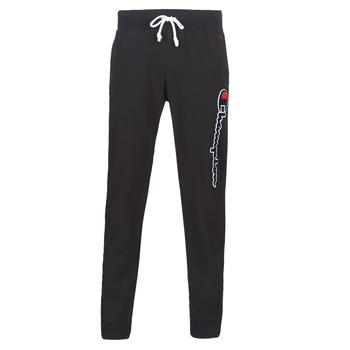 material Men Tracksuit bottoms Champion  Black