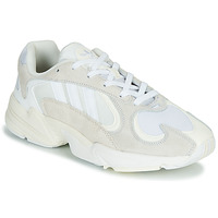 Shoes Men Low top trainers adidas Originals YUNG 1 White