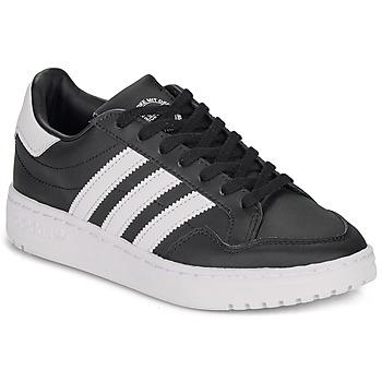 Shoes Children Low top trainers adidas Originals Novice J Black / White