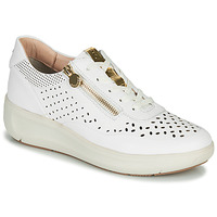 Shoes Women Low top trainers Stonefly ROCK 10 White