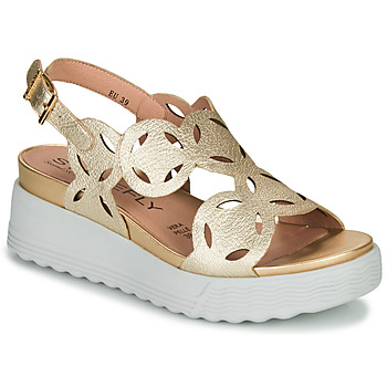 Shoes Women Sandals Stonefly PARKY 9 Gold