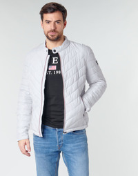 material Men Duffel coats Guess SUPER FITTED JKT TRAVEL White