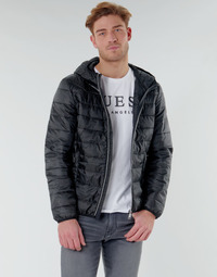 material Men Duffel coats Guess SUPER LIGHT ECO-FRIENDLY JKT Black