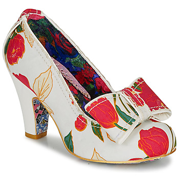 Shoes Women Court shoes Irregular Choice SUMMER FRECKLES White / Red