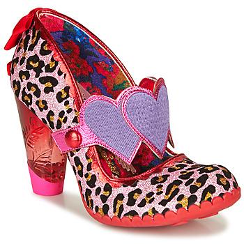 Shoes Women Court shoes Irregular Choice LOCKHART Red