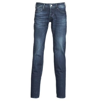 material Men slim jeans Le Temps des Cerises 711 Blue / Dark