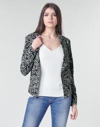 material Women Jackets / Blazers Le Temps des Cerises OPAL Black