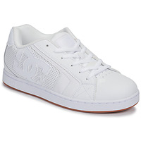 Shoes Men Low top trainers DC Shoes NET White