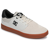 Shoes Men Low top trainers DC Shoes PLAZA TC Beige