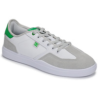 Shoes Men Low top trainers DC Shoes VESTREY White / Green