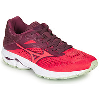 Shoes Women Running shoes Mizuno WAVE RIDER 23 Red / Pink