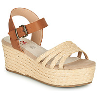 Shoes Women Sandals MTNG GARISSON Beige