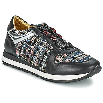 Shoes Women Low top trainers Lola Espeleta SPHINKS Black / Multicolour