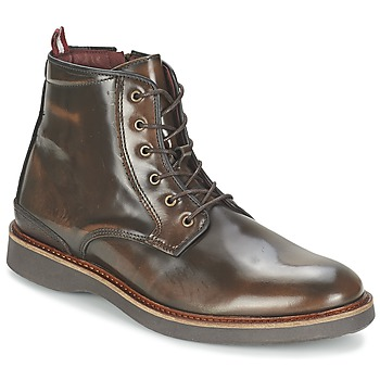 Shoes Men Mid boots Coxx Borba MSATA-605.01 Brown
