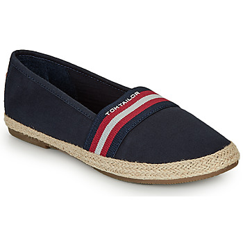 Shoes Women Espadrilles Tom Tailor 8092015 Marine