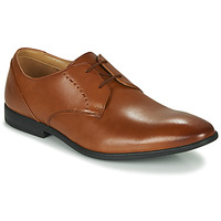 Shoes Men Derby shoes Clarks BAMPTON LACE Brown