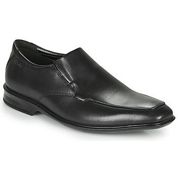 Shoes Men Derby shoes Clarks BENSLEY STEP Black