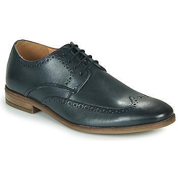 Shoes Men Derby shoes Clarks STANFORD LIMIT Marine