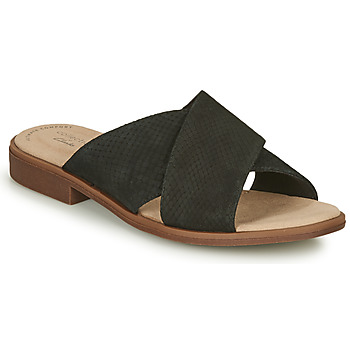 Shoes Women Mules Clarks DECLAN IVY Black