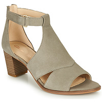 Shoes Women Sandals Clarks KAYLIN60 GLAD Taupe