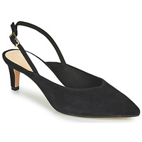 Shoes Women Court shoes Clarks LAINA55 SLING Black
