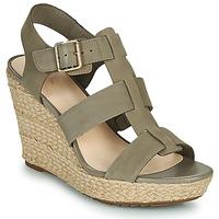 Shoes Women Sandals Clarks MARITSA95 GLAD Kaki