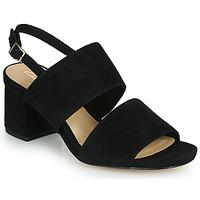 Shoes Women Sandals Clarks SHEER55 SLING Black