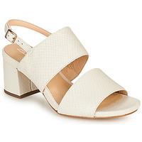 Shoes Women Sandals Clarks SHEER55 SLING White