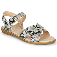 Shoes Women Sandals Clarks WILLOW GILD Python