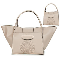 Bags Women Shopper bags Desigual TRIBAL ZARIA MEDIUM Beige
