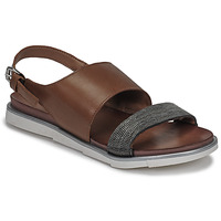 Shoes Women Sandals Mjus CATANA Brown