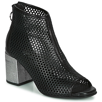 Shoes Women Mid boots Mjus MUSIC Black