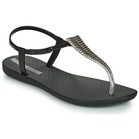 Shoes Women Sandals Ipanema CLASS GLAM III Black / Silver