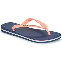Shoes Girl Flip flops Ipanema CLAS BRASIL II Blue / Orange