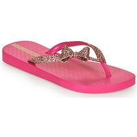 Shoes Girl Flip flops Ipanema LOLITA IV Pink